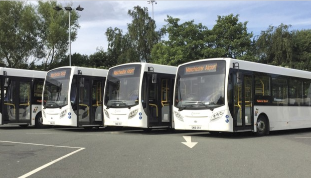 Enviro200s for Manchester Airport!