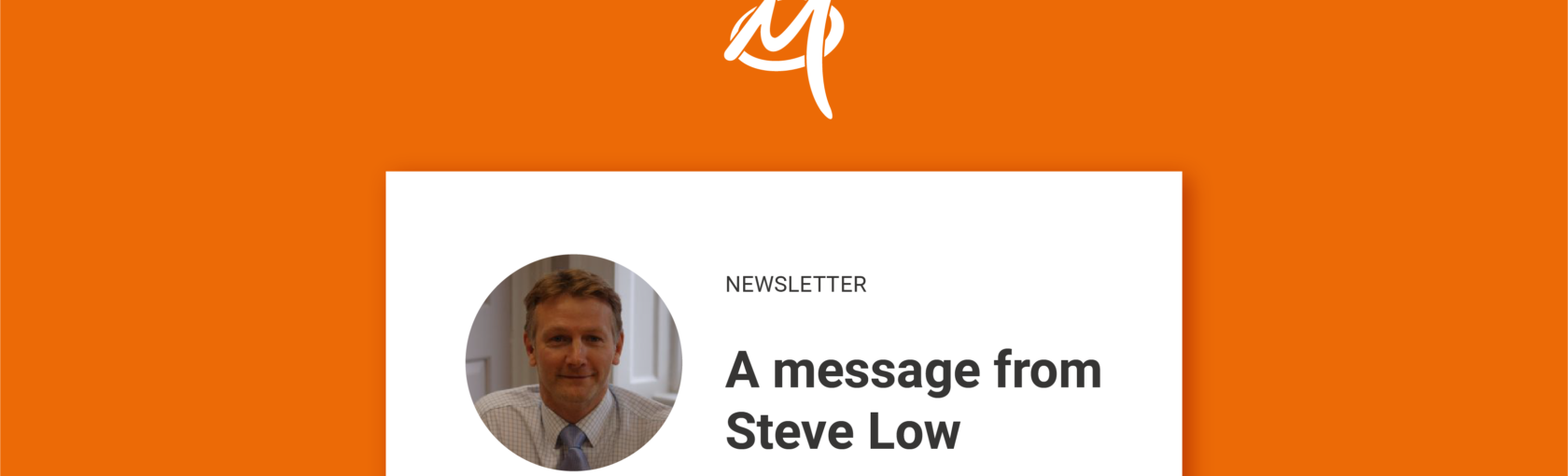 Be proactive and be prepared – A word from Steve Low, Managing Director